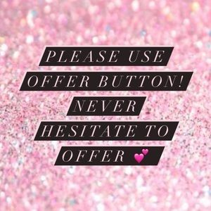 💕✅Offers💕